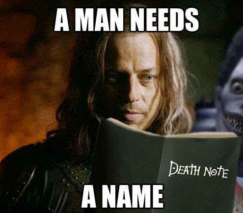 jaqen h'ghar needs a name game of thrones memes