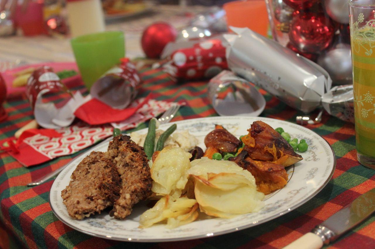 christmas day dinner hamilton lanarkshire