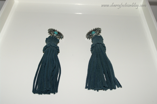 H&M Spring 2013 Earrings, Dangly H&M Ear rings