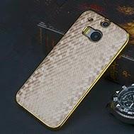เคส-HTC-One-M8-รุ่น-เคสหรู-Luxury-Plated-Leather