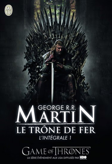 watch the trailer for game of thrones in french le tr ne de fer. Black Bedroom Furniture Sets. Home Design Ideas