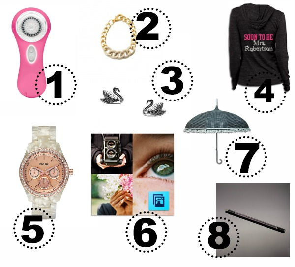 Holiday Wish List; San Francisco Fashion and Beauty Blogger