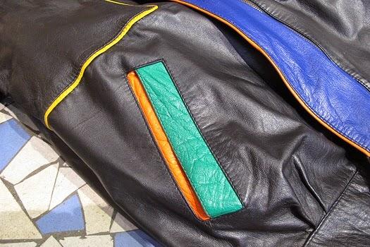 Sac en cuir recyclé - de la veste au sac vintage Matières à réflexion