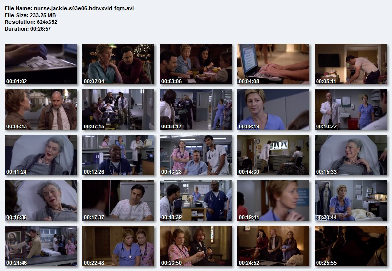 Nurse Jackie S03E08 HDTV XviD-ASAP [eztv]
