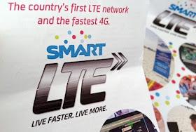 Smart 4G LTE Network