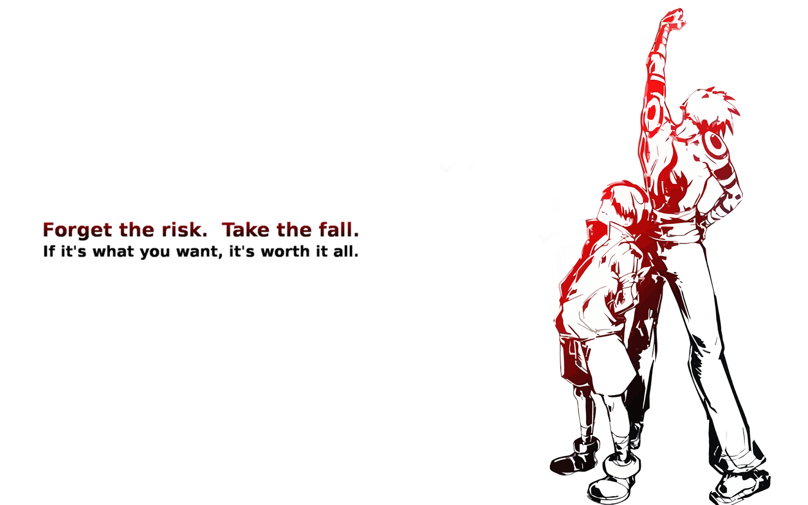 DOWNLOAD RISK AND FALL WALLPAPER