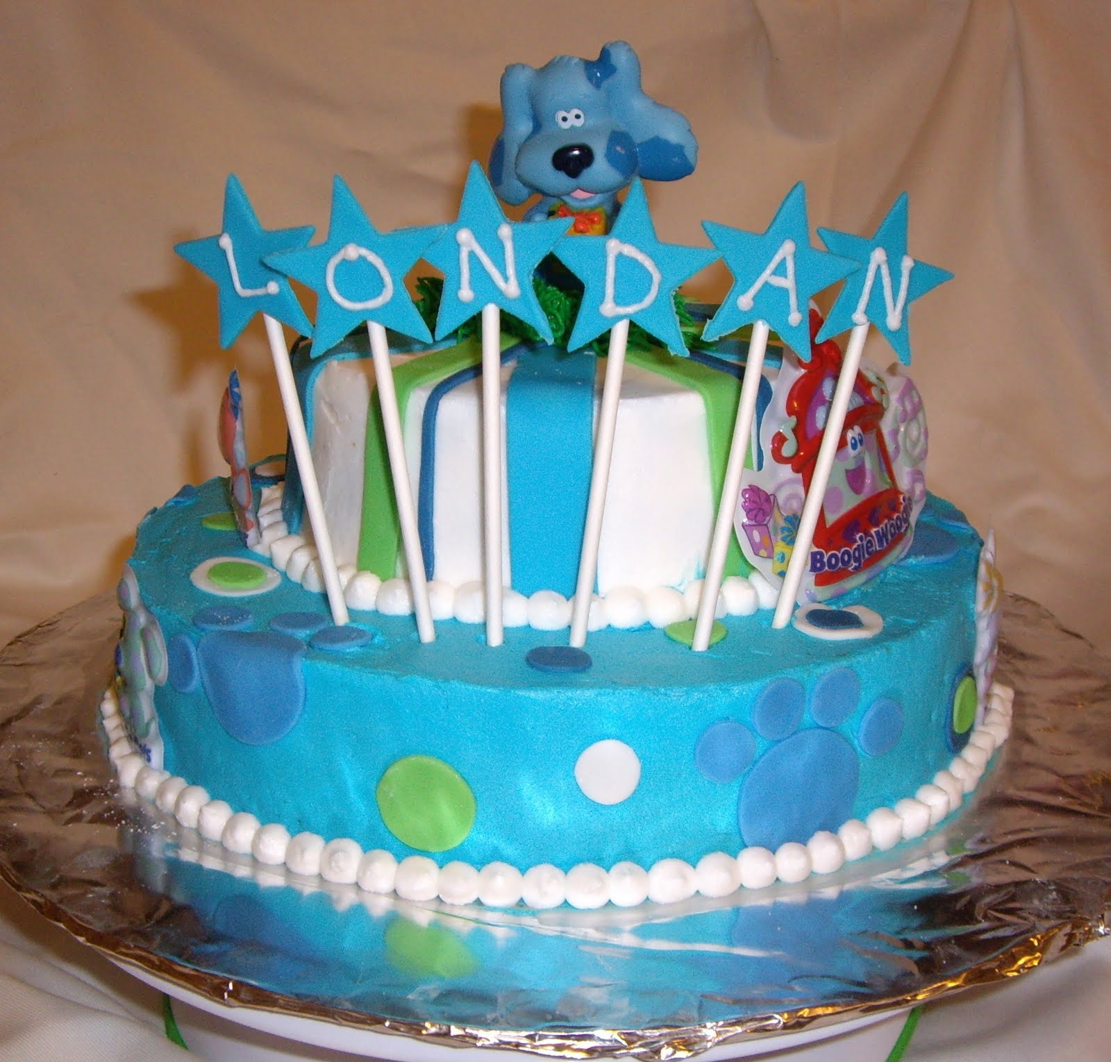 birthday cake blues clues image inspiration of cake and birthday