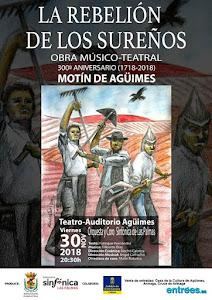 La Rebelión de los Sureños (Obra músico-teatral)