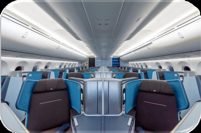 É MAIS QUE VOAR | Conheça o novo Boeing 787 Dreamliner da KLM