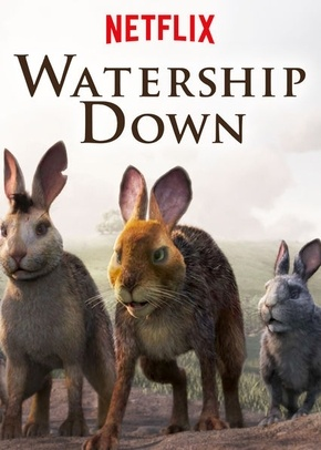 Em Busca de Watership Down Séries Torrent Download capa