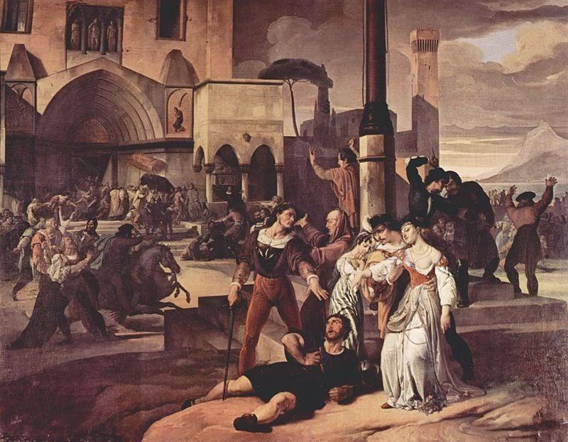 Vísperas Sicilianas, muerte a los franceses