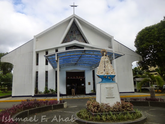 Our Lady of the Most Holy Rosary Church in Marine Barracks, Taguig