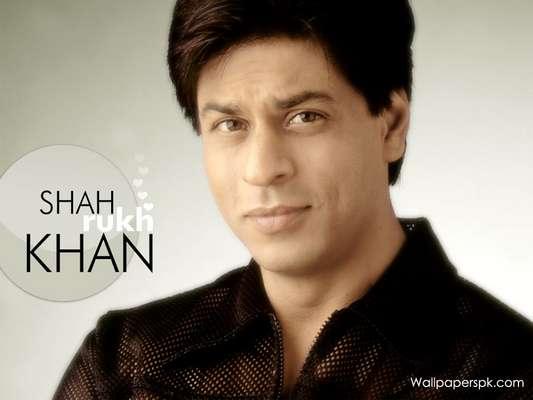 Sharukh Khan s Robot in Hindi