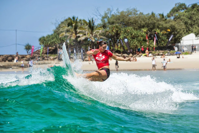 8 Roxy Pro Gold Coast 2015 Tyler Wright Foto WSL Kelly Cestari