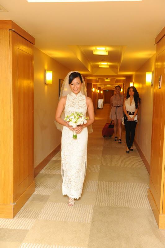 Cheongsam/Wedding Gown