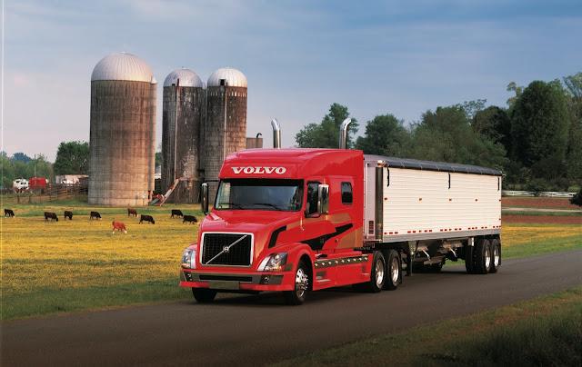 videos de camiones volvo nh12