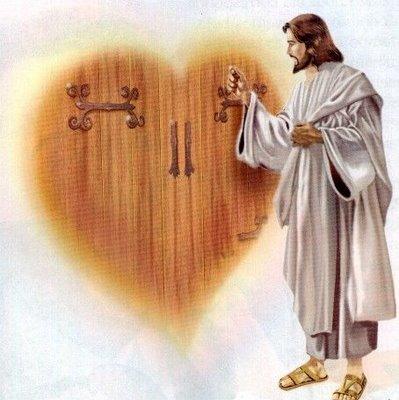Pax iesu et mariae reflex o do dia eis que estou a porta for Jesus a porta