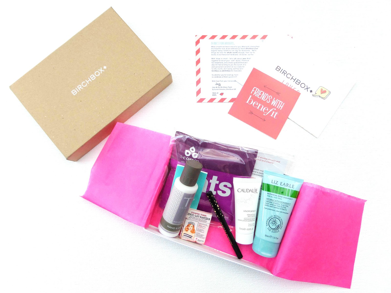 February Birchbox | Love Is In The Air Review