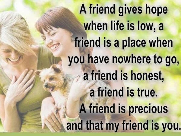 Friendship Quotes 2 | Quotes Frenzy