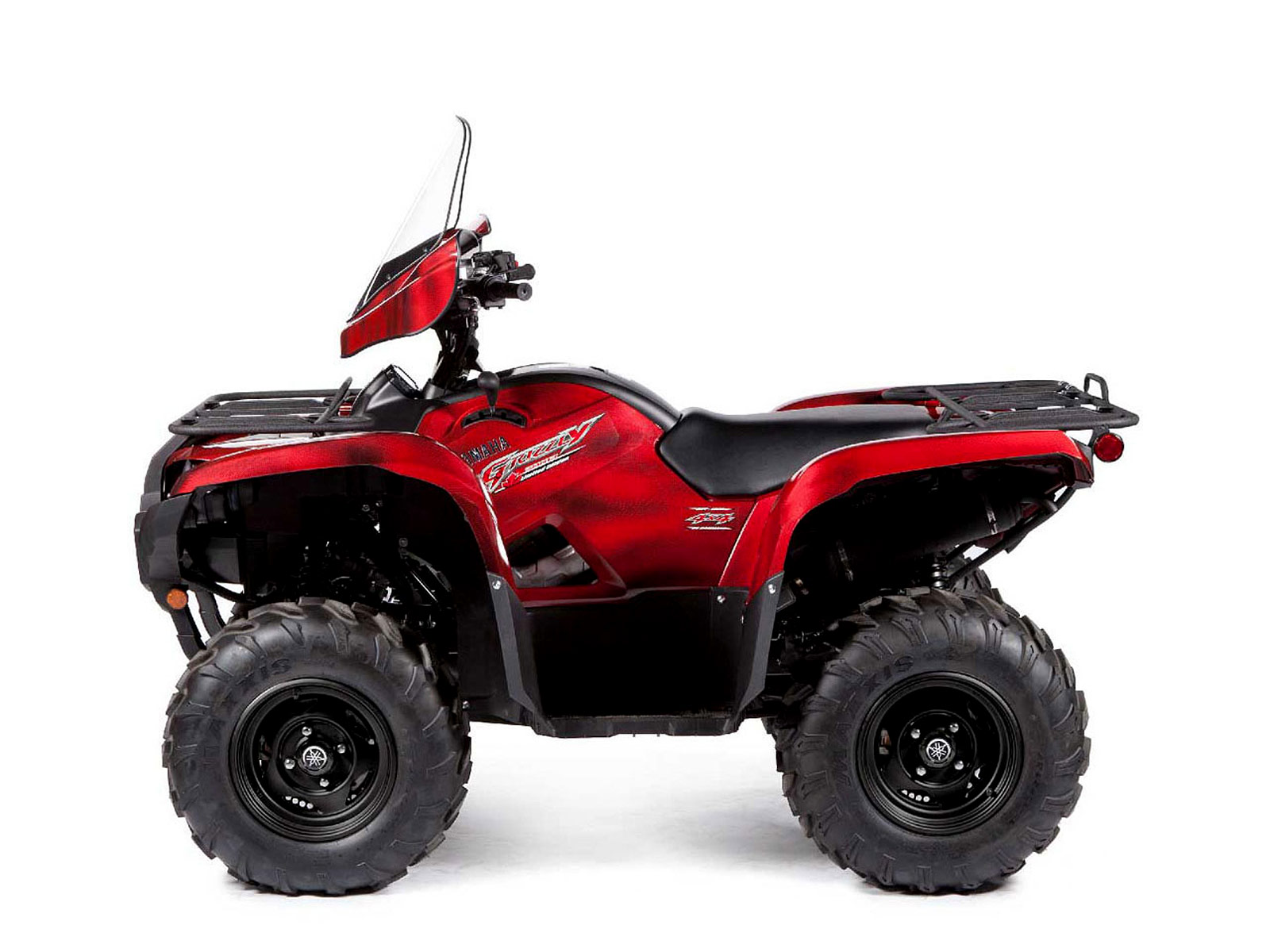 2013 yamaha grizzly 550 fi auto 4x4 eps le canada specs for Yamaha clp 550 specifications