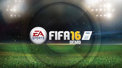 Demo de FIFA 16 disponível na PS3 e PS4