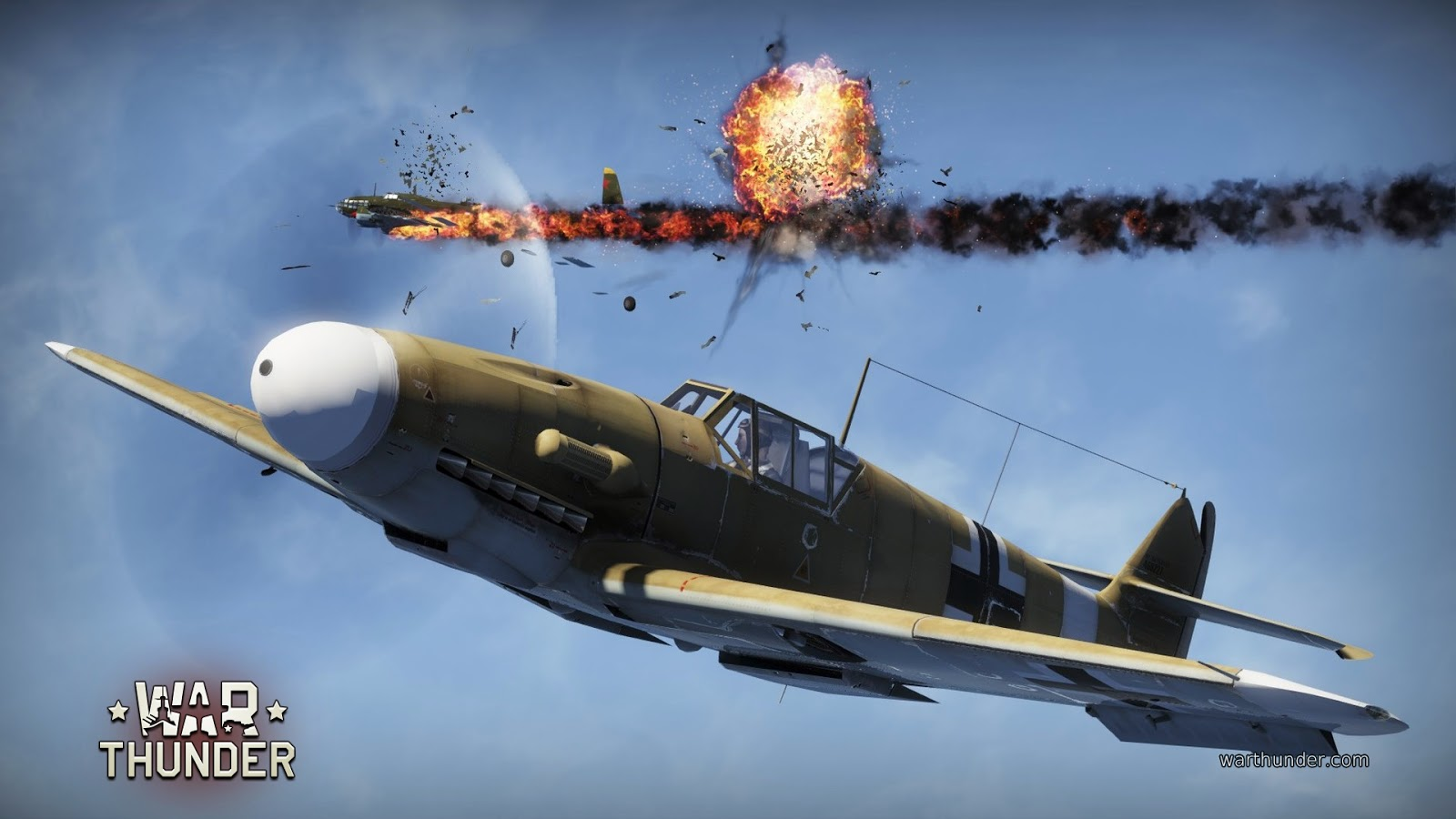 PS4 war thunder