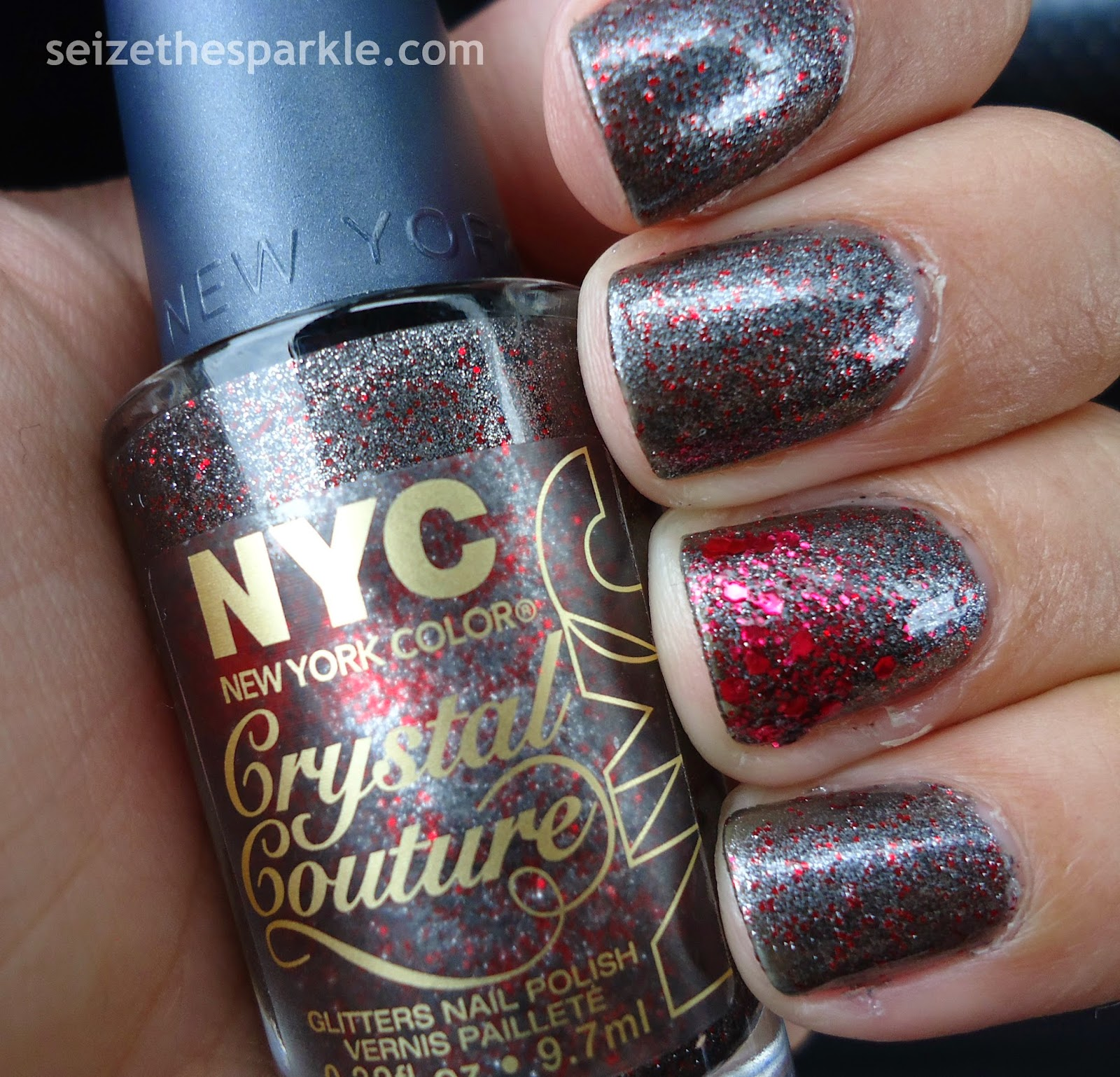 NYC Rule The City with Sinful Colors Decadent
