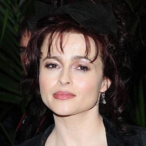 Helena Bonham Carter fringe hairstyle - Teased Out Tresses