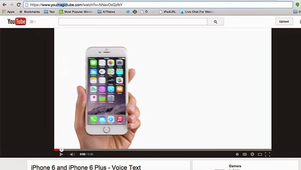 تحميل مقاطع الفيديو من يوتيوب دون برامج أو اضافات