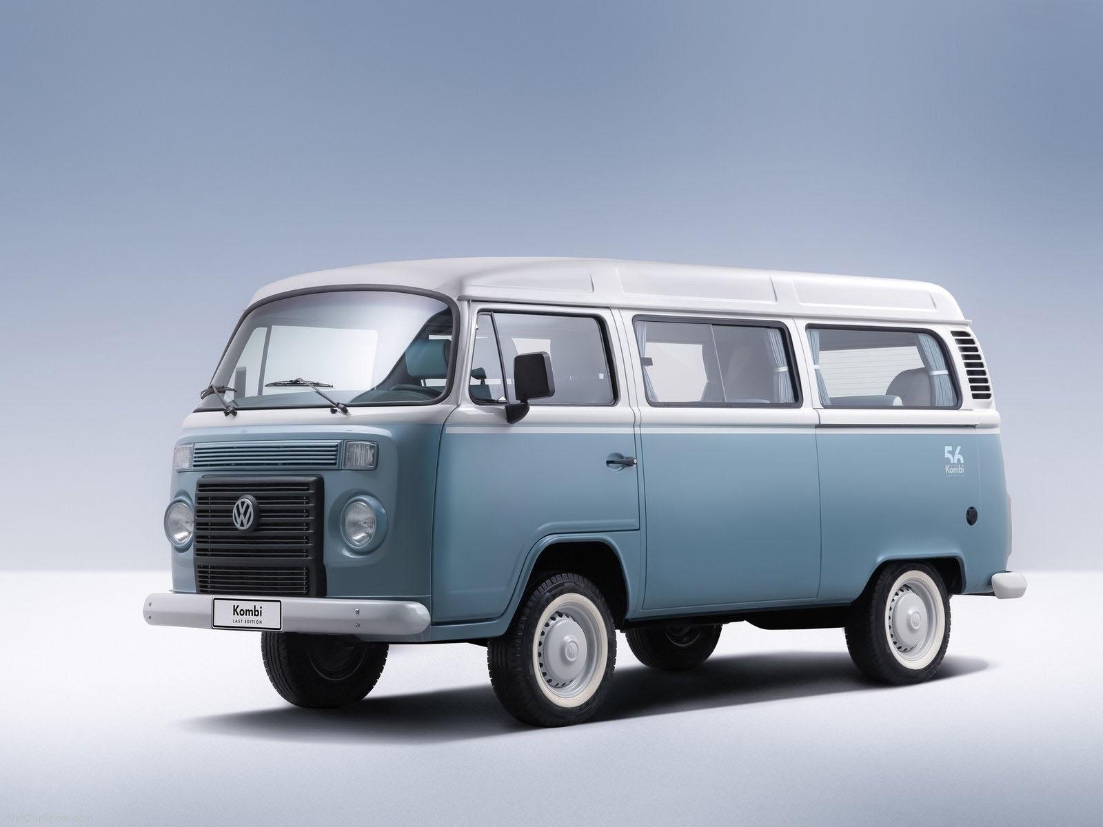 novo Volkswagen Kombi edição especial 2014 dianteira