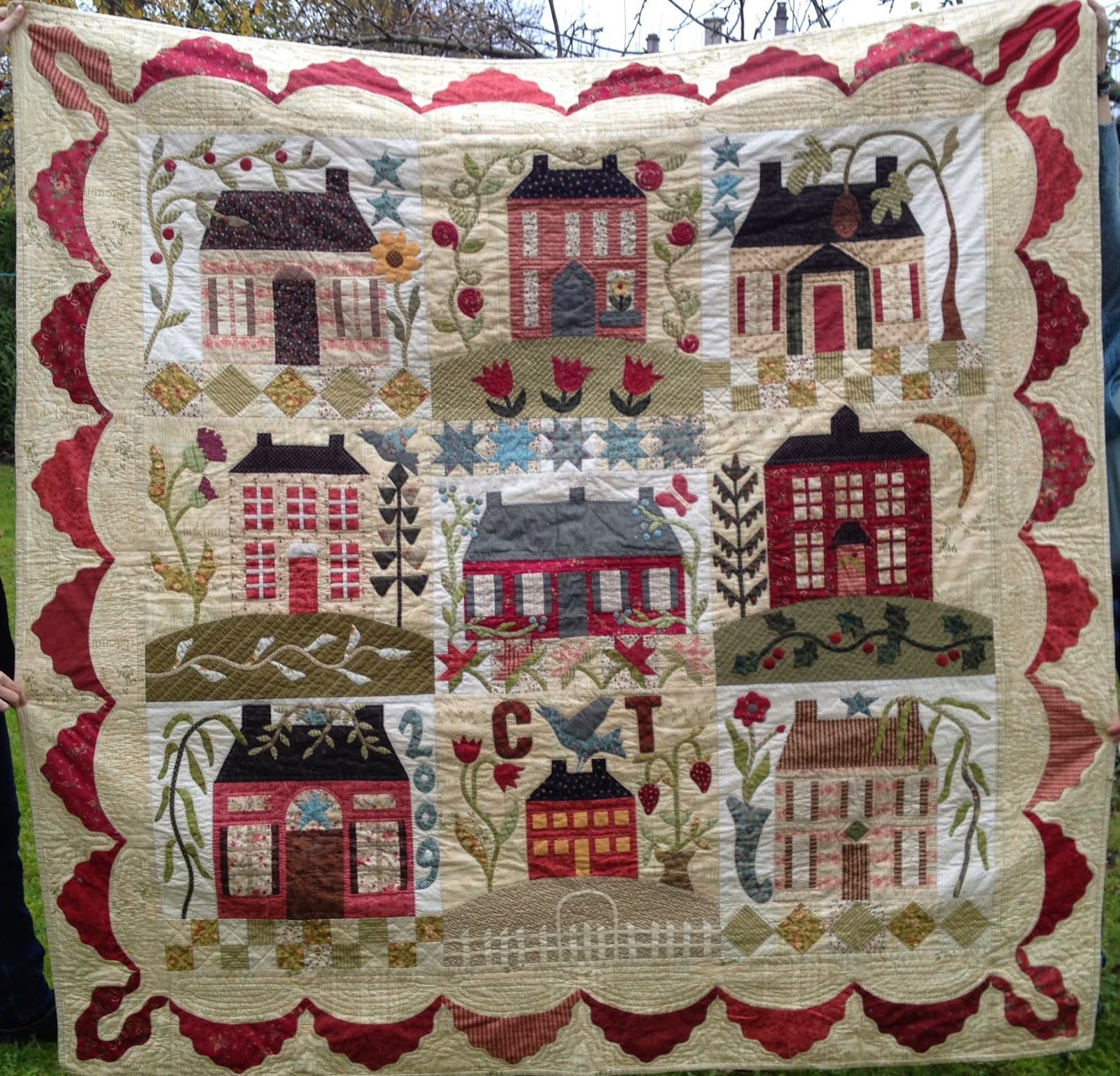 And Sew Forth So Many Great Quilts