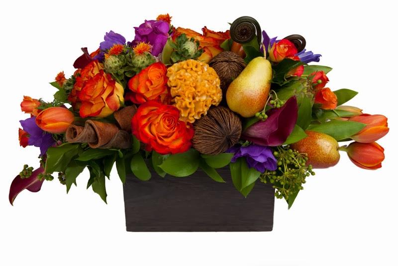 Alaric flower design Floral arrangements with fruit