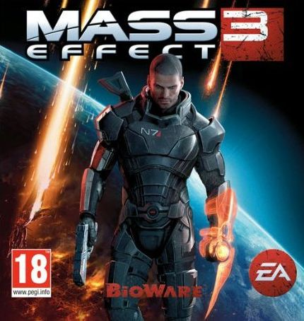 Mass Effect 3, Xbox, Kinect, Motion Gaming, RPG, games, gaming, video games, gamers, Future Pixel, article