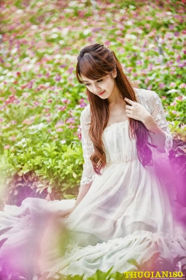 Ảnh hot girl Linh Napie xinh đẹp dịu dàng quyến rũ | Ảnh đẹp