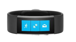 Η Microsoft παρουσίασε τη δεύτερη βελτιωμένη έκδοση του βραχιολιού Band.