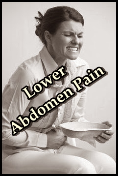 lower abdomen pain