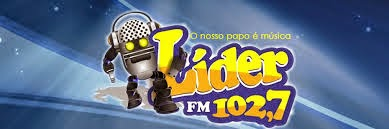ouvir a Rádio Líder FM 102,7 Itaúna MG