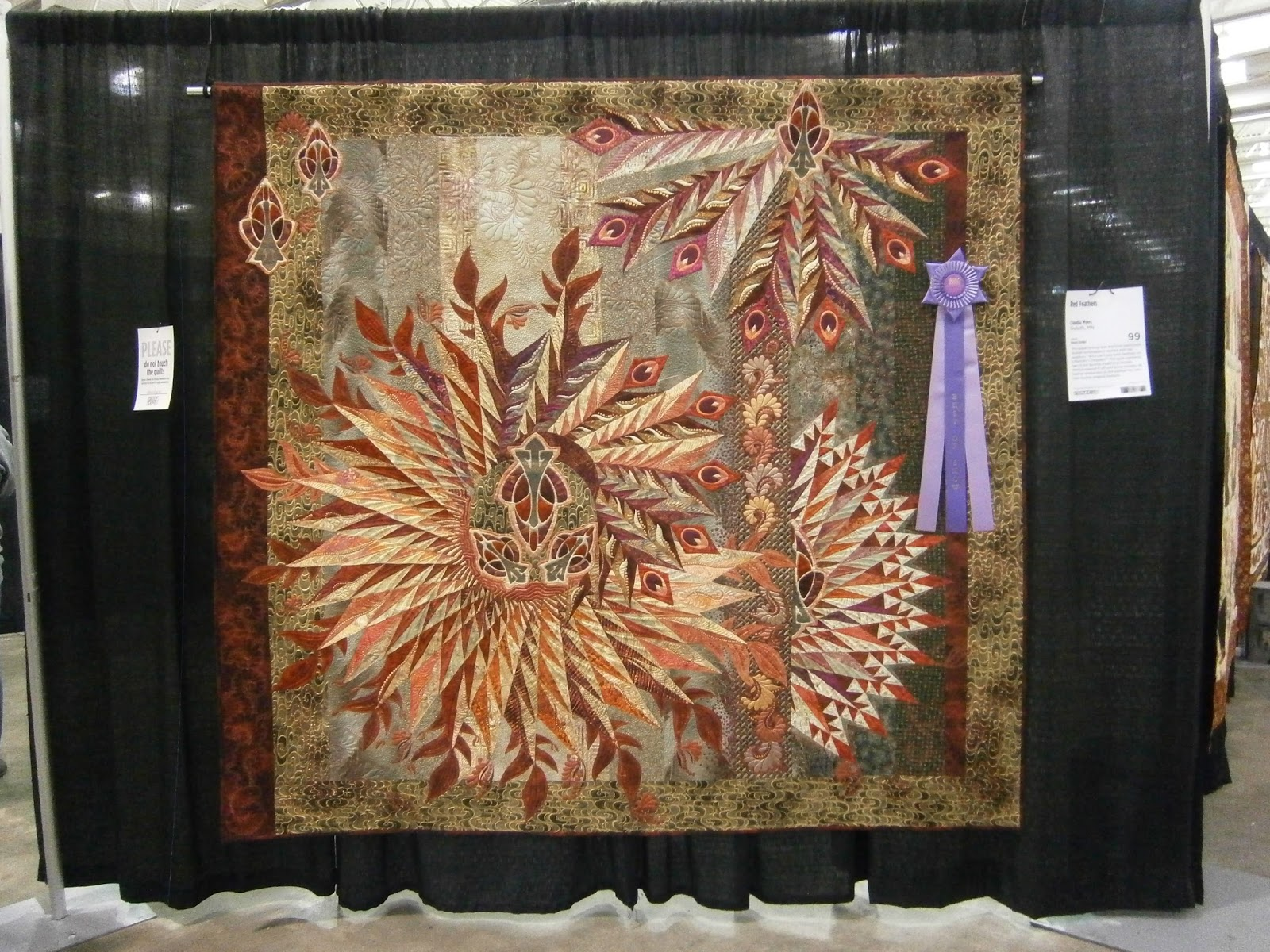 Sewing Scrapping With Susan Quilt Expo Highlights