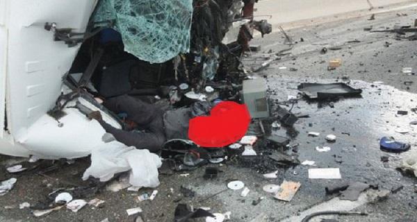 ΣΚΛΗΡΕΣ ΕΙΚΟΝΕΣ: Νέες Φωτογραφίες Που Σοκάρουν Από Το Δυστύχημα Στην Εθνική Οδό