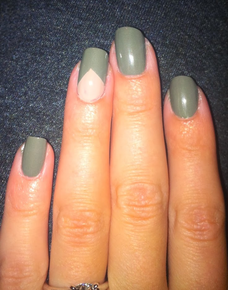 Embracing the Nail Art Trend - Silver Lined and Wined