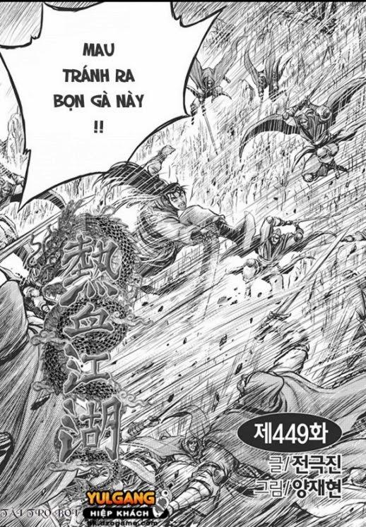Hiệp Khách Giang Hồ - Chapter 449 - Pic 3