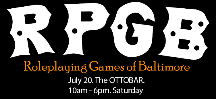 RPG Baltimore (RPGB) Fest