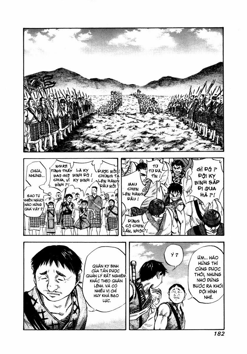 Kingdom – Vương Giả Thiên Hạ chap 51 Trang 12 - Mangak.info