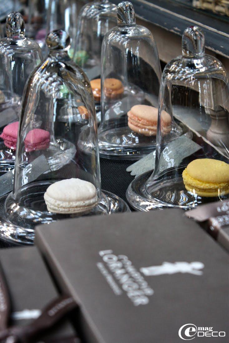 Macarons du Comptoir Loranger à Aix-en-Provence