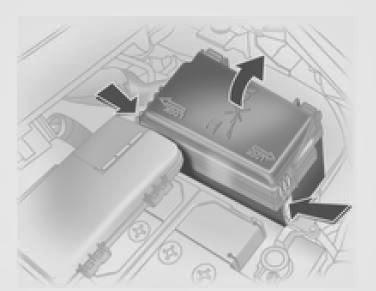 Cars   Fuses  2013 Opel    Corsa     Fuse Box