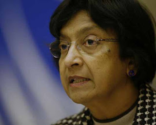 Navi Pillay to visit Sri Lanka 25 to 31 August 2013