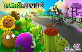 download game plant vs zombie pc