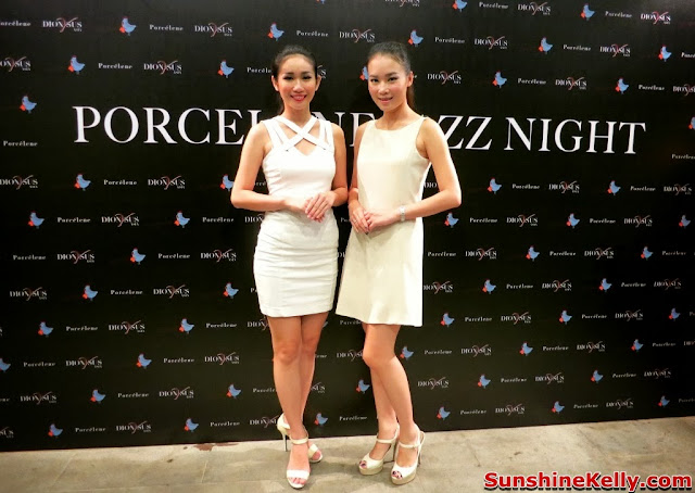 Porcelene Jazz, Empire Damansara Perdana, heritage lane, restaurant, bar, lounge, coffee