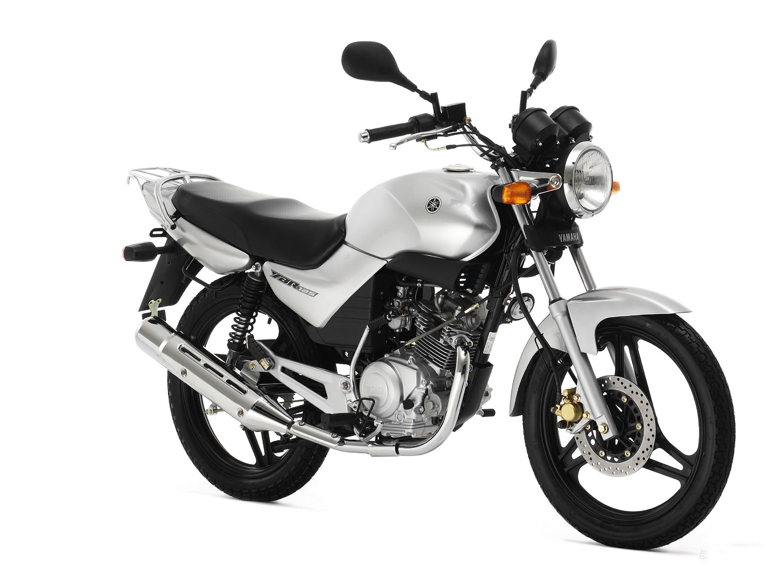 2005 YAMAHA YBR 125 insurance information, wallpapers