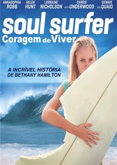 Soul Surfer: Coragem de Viver   Dublado Download